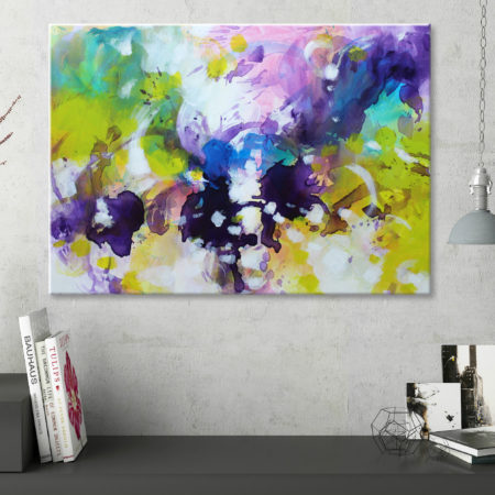 Large abstract painting for sale