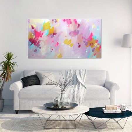 WALL ART ON CANVAS