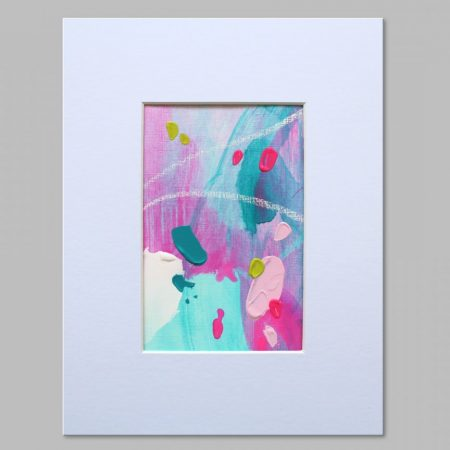 small abstract art