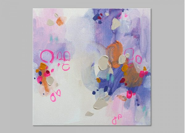 small art on canvas